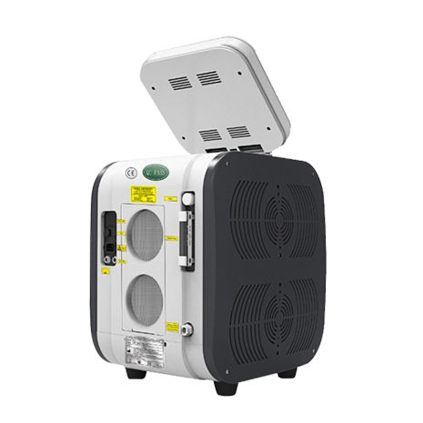 dispozitiv cu laser varicos